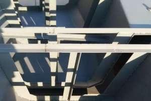 公路急流槽模具标牌机
